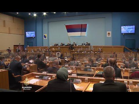 Skupština RS-a urušava ustavni poredak BiH