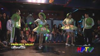 Primer Concurso de Parejas Salay 2016 - 2do Lugar Salay Bolivia USA