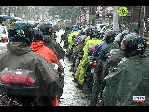 Rekomendasyon ng DOTr hinggil sa regulation ng motorcycle taxis, ipinamamadali na ng Kamara