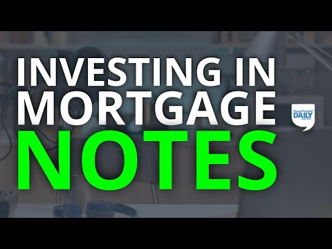 Investing in Real Estate Mortgage Notes: Earn Passive Income Without Tenants | Daily Podcast