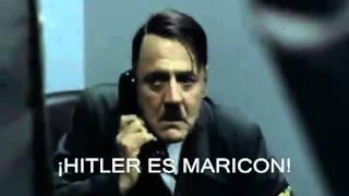 Hitler y el niño loco aleman