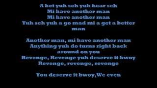 Vybz Kartel Ft Denyque - Revenge Lyrics
