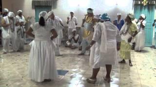 Canjica de Oxossi 2014 - Suspensão da Ekede de Oxossi. - Video 8