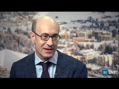 Rogoff explains why he is optimistic about the economy under Trump