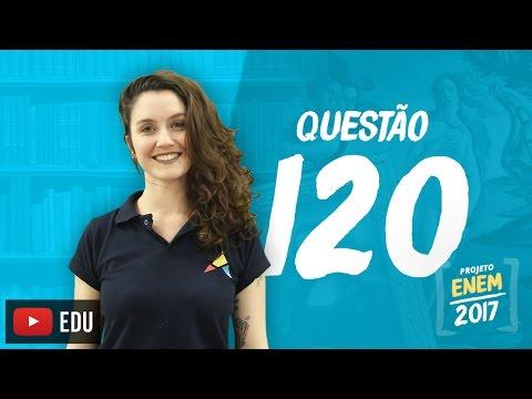 Enem 2016: Questão120(CadernoRosa)