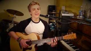 Kanye West Ft. Paul McCartney - Only One Cover by 16 year old James Bell