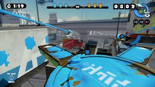 (Splatoon Hacks)Mray Towers Splatoon 2 Edited In Turf War Offline