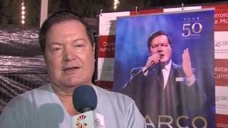 FESTAS DE CORROIOS 2016 | 24 de Agosto [Entrevista Marco Paulo]