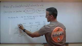 Imagen en miniatura para Factorizacion de polinomios 04