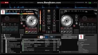 Virtal DJ 8.1- Skrillex- Neoprene (DJ Nikill mix) (Unofficial Video