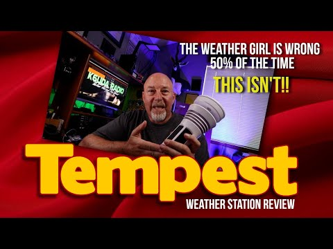Tempest Weather Station Review