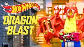 Hot Wheels® Dragon Blast™ Showdown | Hot Wheels