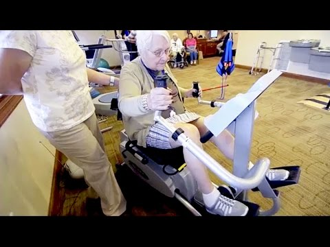 Restoring Ambulation with BioStep Elliptical Exercise