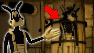 La Verdad Del Porque Boris Esta Vivo | Bendy And The INK Machine | BATIM