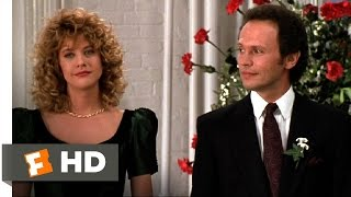 When Harry Met Sally... (10/11) Movie CLIP - The Worst Mistake I Ever Made (1989) HD