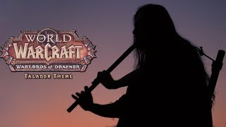 World of Warcraft - Light In The Darkness - Cover by Dryante (Talador Theme)