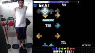 Happy Feet - One More Lovely 100% (World's First Quad Star)