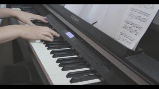 BTS (방탄소년단) - INTERLUDE : Wings - Piano Cover