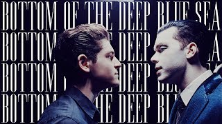 Jeremiah & Bruce ♚ bottom of the deep blue sea