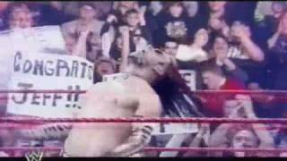 Jeff Hardy VS Edge Extreme Rules Promo