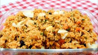 arroz de frango especial