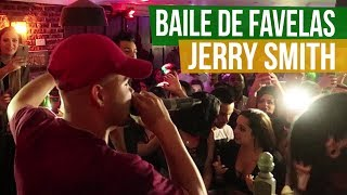 Baile de Favelas com Jerry Smith em Dublin
