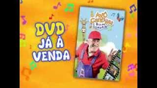 Avô Cantigas - spot DVD É Bom Sonhar - Canal Panda