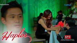 Haplos: Gerald witnesses Benedict's proposal to Angela
