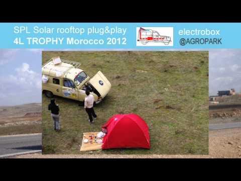 4L TROPHY SOLAR ROOFTOP 2012