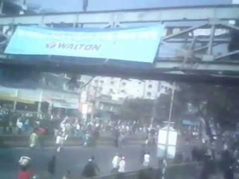 WORLD IJTEMA 13/01/2013 By NAZIM UDDIN RAJLAXMI FOOT OVER BRIDGE, UTTARA, DHAKA, BANGLADEHSH