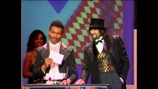 Lionel Richie Wins Pop Rock Male - AMAs 1987