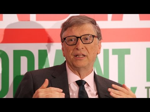 Bill Gates has a warning about deadly epidemics