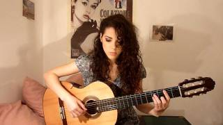 Katy Perry - The One That Got Away (Slow Version) - Acoustic Cover - Irene Conti