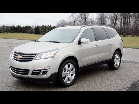 2013 Chevrolet Traverse Problems Online Manuals And