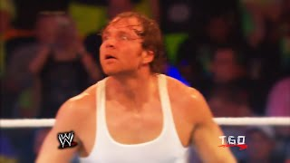 WWE Dean Ambrose Custom Titantron 2014 (1080p Full HD)