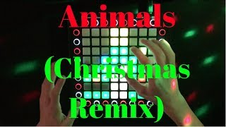 Martin Garrix - Animals (Christmas Remix) // Special Christmas Special // Launchpad Cover