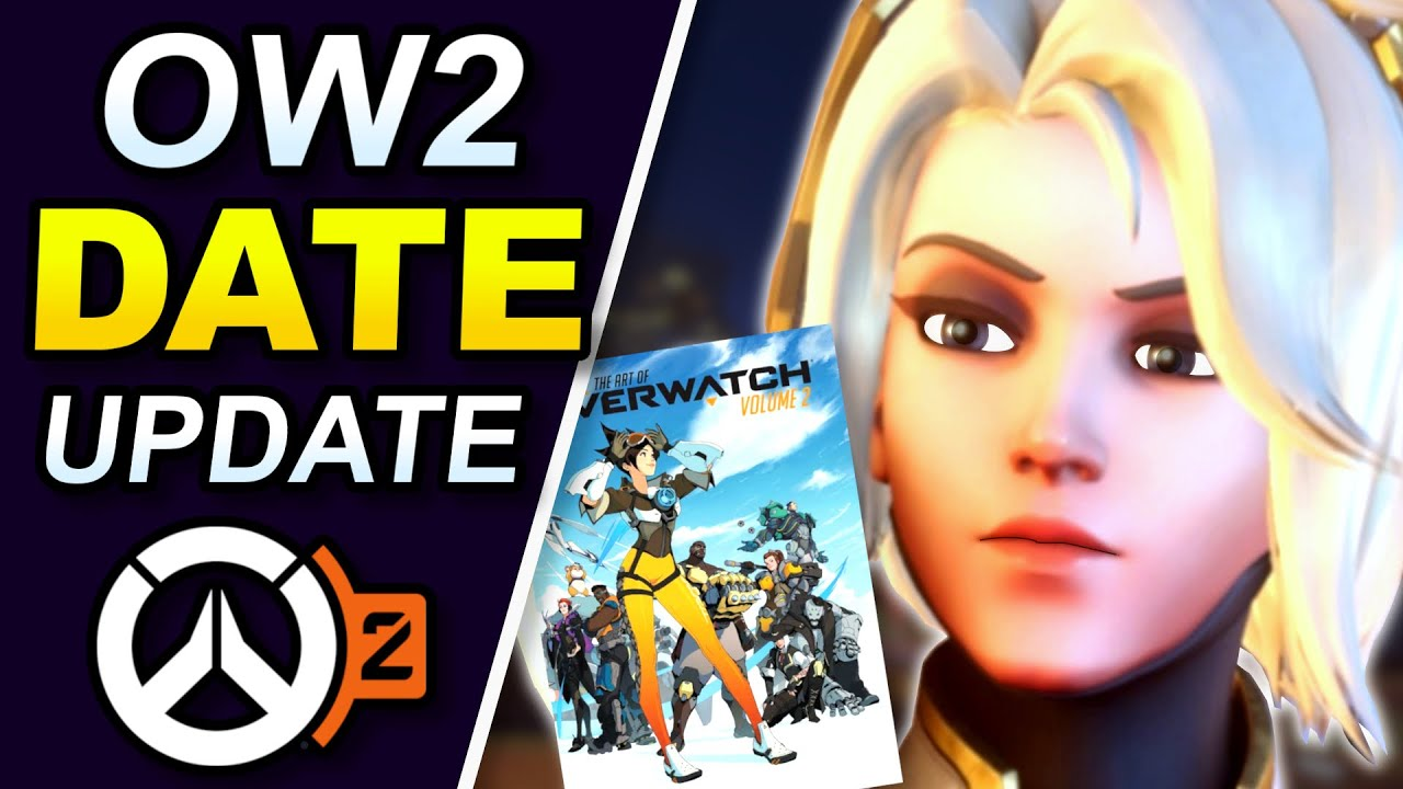 Master Ian Gamer - Overwatch 2 - Release Date farther than we thought...