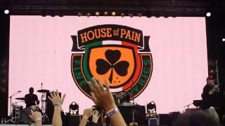 House of Pain - Jump Around (Live - Strand Fesztival, Zamardi, 2015)
