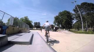 BMX edit June: Hasselt kapermolen