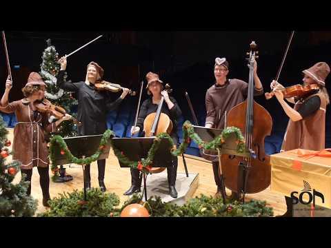 SONs musikaliska adventskalender 2018 - lucka 1