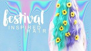 SUNFLOWER FESTIVAL HAIR | by tashaleelyn