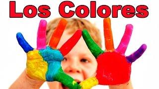 Los Colores en Español - Videos Educativos para Niños ♫ Divertido para aprender Lunacreciente