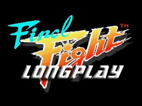 Longplay #163 Final Fight