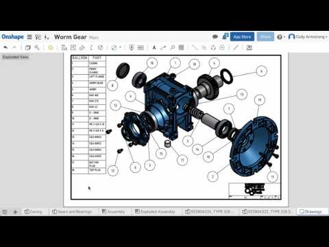 What's New in Onshape (January 13th, 2017) Edit Table Toolbar Improvements