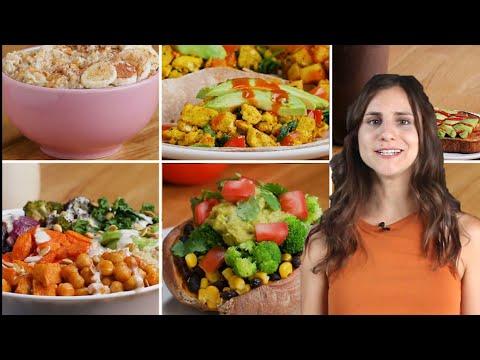 Get Plenty Of Protein Without Meat Or Dairy With Rachel Gaewski ?Tasty