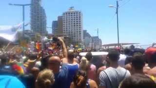 ~~ARISA~~ Sarit Hadad Tel Aviv Pride Parade 2015