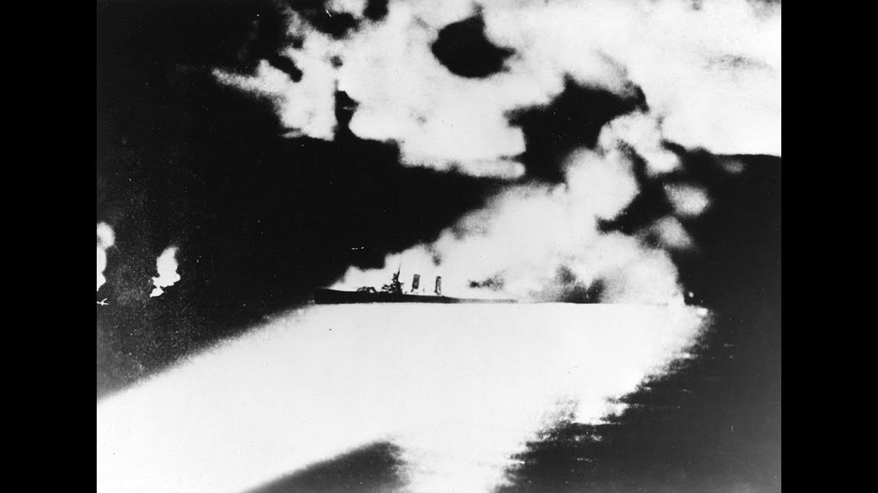 Guadalcanal Campaign - 1st Savo Island
