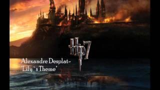 Harry Potter Soundtrack - Lilys Theme (By Alexandre Desplat)