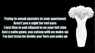 Kanye West - White Dress (HD & Lyrics On Screen) (NEW 2012!)