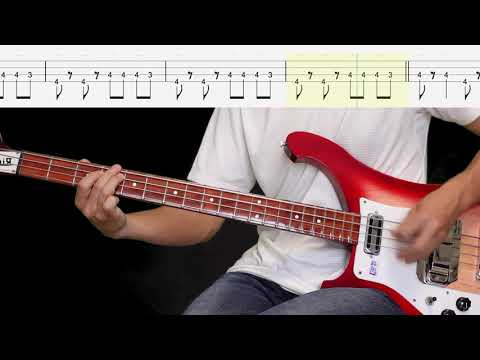 Bass TAB : I'm looking Through You - The Beatles